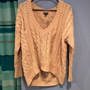 Express Blush Sweater